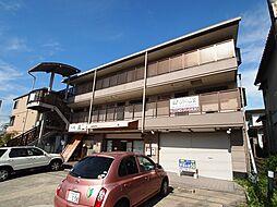 奈良県北葛城郡河合町中山台2丁目の賃貸マンションの外観
