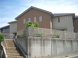 千葉県船橋市坪井東4丁目の賃貸アパートの外観