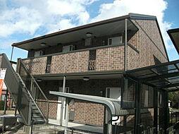 パリオ菅沼B棟[2階]の外観