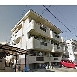 愛知県稲沢市稲葉5丁目の賃貸マンションの外観