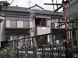 ハイツサンパティークA棟[2階]の外観