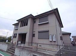 兵庫県神戸市西区小山1丁目の賃貸アパートの外観