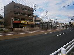 竹越バス停