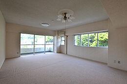 お部屋の方は3LDKのゆったりとして、かつ収納スペースにも困らない広さを確保しています。