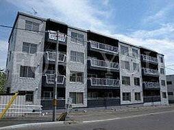 北海道札幌市北区北二十八条西15丁目の賃貸マンションの外観
