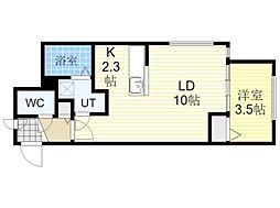 札幌市営東西線 宮の沢駅 徒歩5分の賃貸マンション
