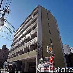 愛知県名古屋市中区正木4の賃貸マンションの外観