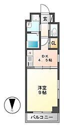 Lani Kai Park[6階]の間取り
