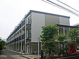 レオパレスグリーンウッドII[2階]の外観