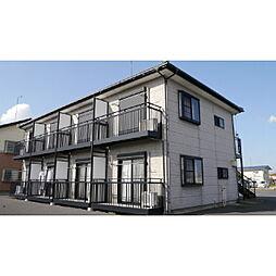 茨城県神栖市知手中央1丁目の賃貸アパートの外観