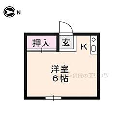二軒茶屋駅 1.2万円