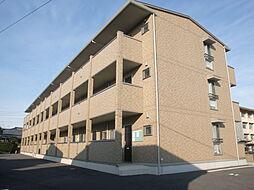 長崎県諫早市立石町の賃貸アパートの外観