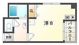 アークY[2階]の間取り