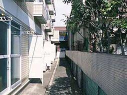 レオパレス相川マンション[1階]の外観