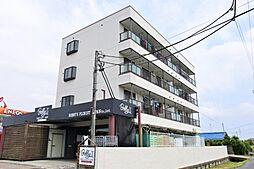 千葉県東金市台方の賃貸マンションの外観