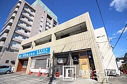 愛知県豊田市陣中町2の賃貸マンションの外観