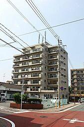 福岡県北九州市門司区社ノ木2丁目の賃貸マンションの外観