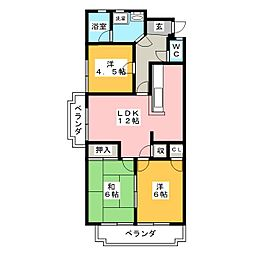 牛久保駅 5.2万円