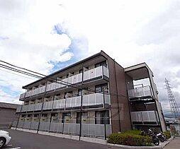 京都府宇治市槇島町の賃貸アパートの外観