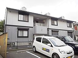 パークヒル須和田[202号室]の外観