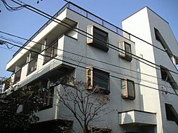 サンハイツミウラ[3階]の外観