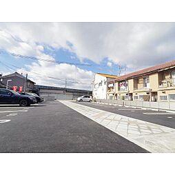 奈良県生駒郡斑鳩町興留7丁目の賃貸アパートの外観