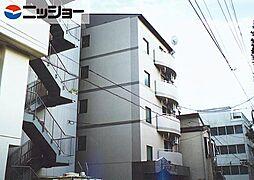 愛知県名古屋市熱田区神宮2丁目の賃貸マンションの外観