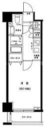 グランフォース横浜関内[2階]の間取り