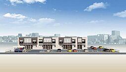 仮)横田新築アパート[2階]の外観