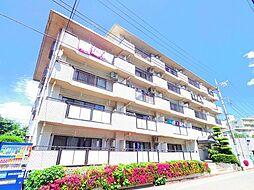 上砂パークマンション[4階]の外観