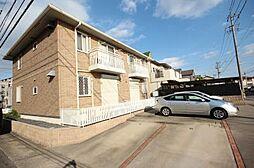 愛知県名古屋市中川区横前町の賃貸アパートの外観