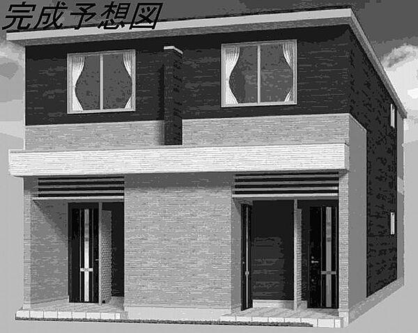 愛知県岡崎市牧御堂町字水洗の賃貸アパート
