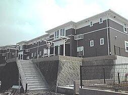 メゾンコリーヌ ウラセナ B棟[101号室]の外観