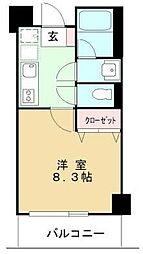 ティアラプラザ[2階]の間取り