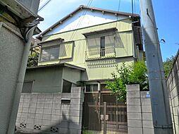 柳田荘[2F号室]の外観