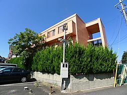 サンハウス青木[2階]の外観