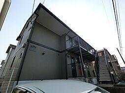 千葉県印旛郡酒々井町東酒々井2丁目の賃貸アパートの外観