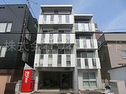 北海道札幌市中央区宮の森二条4丁目の賃貸マンションの外観