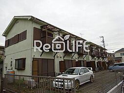 [テラスハウス] 東京都小平市津田町2丁目 の賃貸【/】の外観