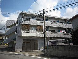 愛媛県松山市桑原3丁目の賃貸マンションの外観