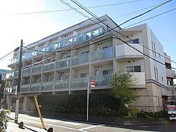 プラウドフラット学芸大学[2階]の外観
