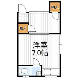 松虫駅 2.0万円