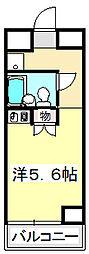 藤和シティコア姫路駅前[4階]の間取り