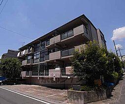 京都府京都市伏見区深草鞍ケ谷の賃貸マンションの外観
