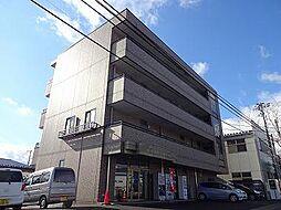 クレセント井原[4階]の外観
