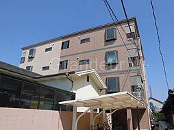 ベルダァー1番館鶴見[3階]の外観