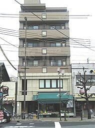 京都府京都市東山区東橋詰町の賃貸マンションの外観