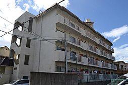 福岡県北九州市戸畑区南鳥旗町の賃貸マンションの外観