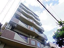大阪府大阪市城東区中浜2丁目の賃貸マンションの外観