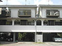 [テラスハウス] 奈良県奈良市学園朝日町 の賃貸【/】の外観
